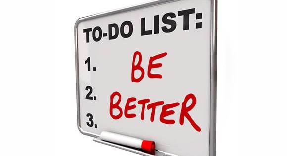 10 ways to start taking control